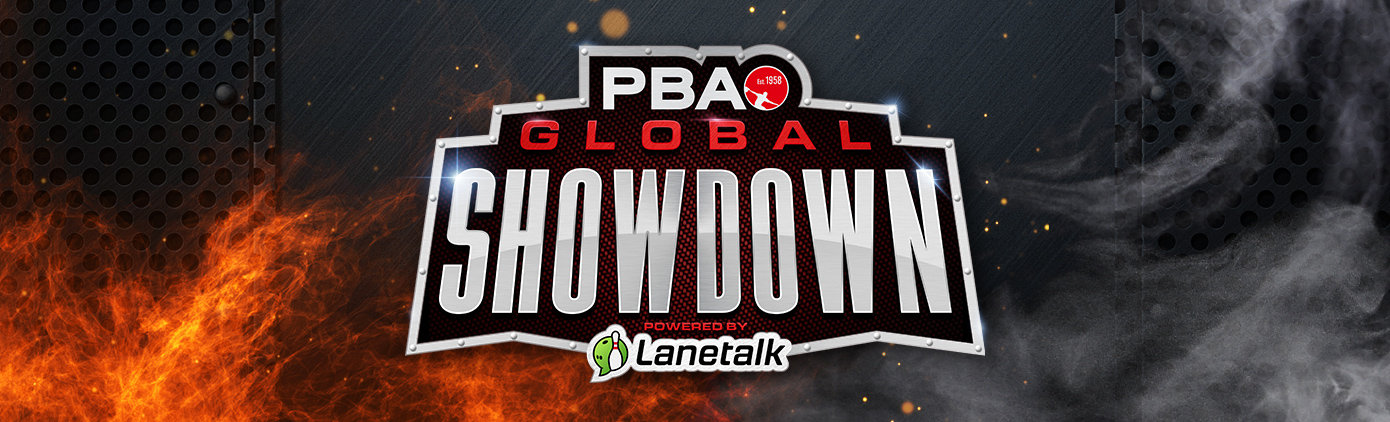 PBA Global Showdown Logo