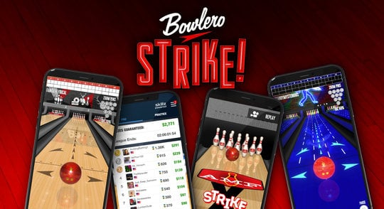 bowlero strike