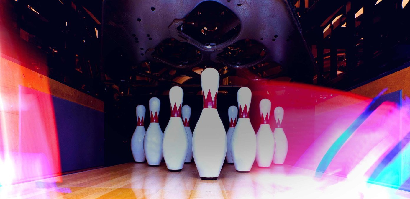 AMF All Star Lanes, Greensboro, NC - Bowling Alley & Bar | AMF